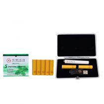 black case and menthol 123cartri